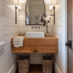 Find your DREAM Farmhouse Bathroom!