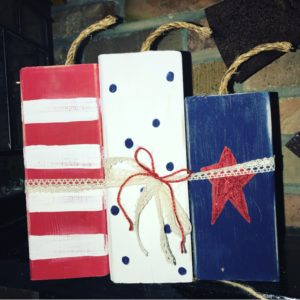 DIY firecracker 4th of July crafts