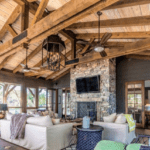 19 Rustic Living Rooms that will Inspire You!