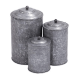 Galvanized Metal Home Decor on Amazon for CHEAP!