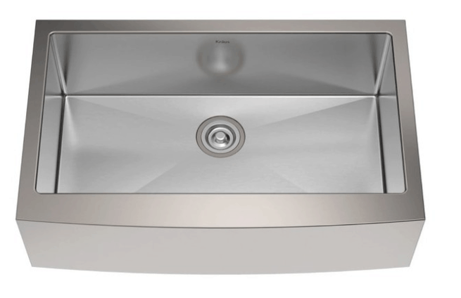 Stainless Steel Sink, Farmhouse Sink, Farmhouse Kitchen