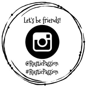 Instagram - Rustic Passion By Allie Blog - Rustic Passion - Rustic Passion Instagram - Home Decor - Interior Design Instagram