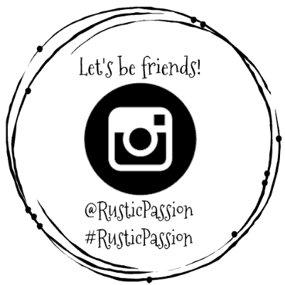 instagram rustic passion