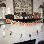 DIY Halloween Banner for $2