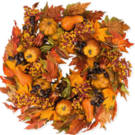 10 DIY Fall Wreaths to Make or Buy!