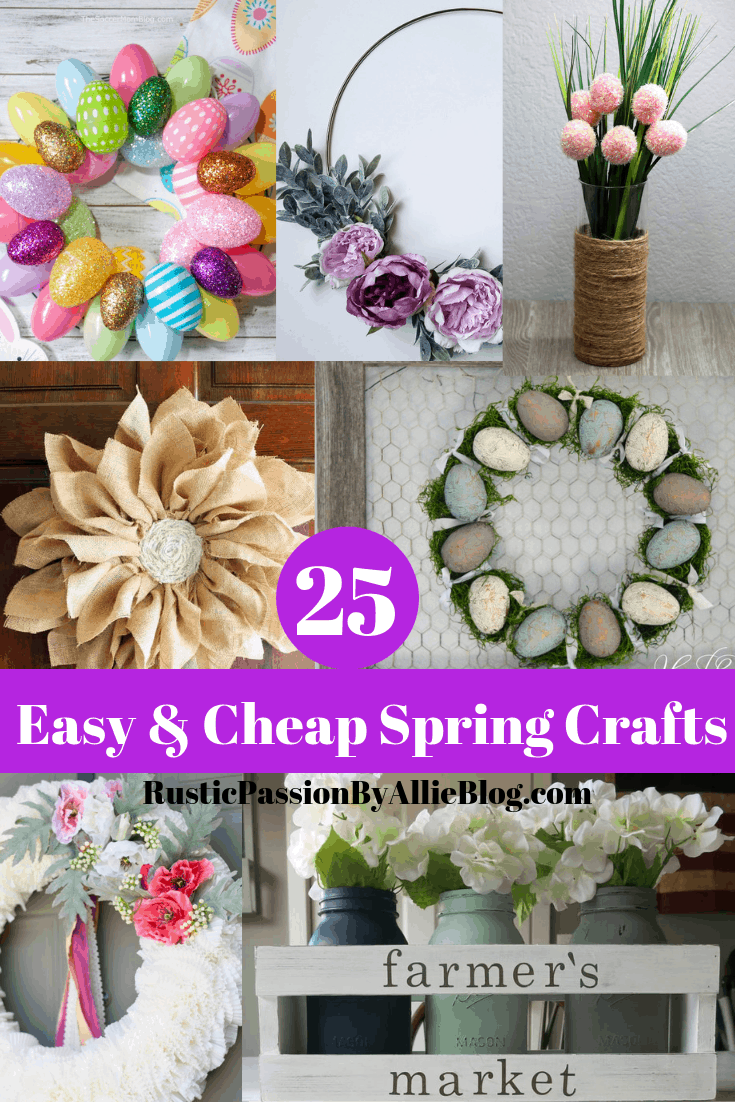 The Absolute Best Diy Craft Ideas For Spring And Mother S Days Crafts