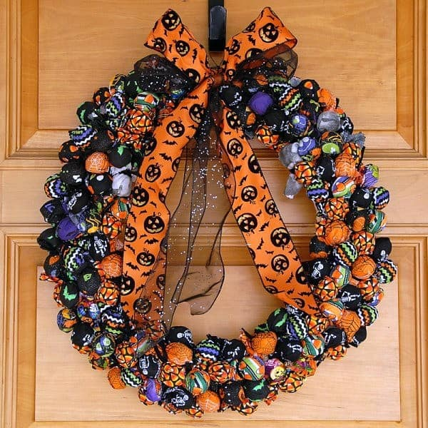 diy wreath diy halloween wreath diy fall wreath diy halloween home decor