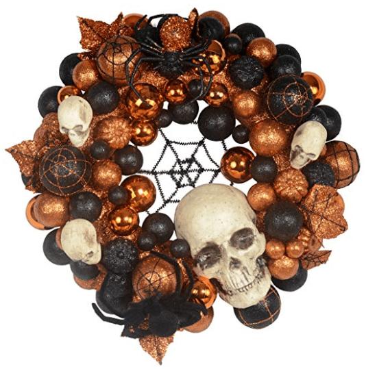 halloween wreath black and orange wreath diy halloween wreath diy halloween home decor