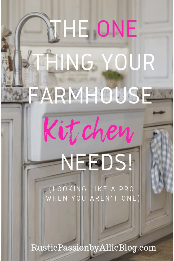 Farmhouse Kitchen - Farmhouse Sink - White Kitchen - Neutral Home - Neutral Kitchen - Rustic Kitchen - White Farmhouse Subway Tile - Farmhouse Kitchen Light - White Farmhouse Island - White Kitchen - Subway Tile - Black Kitchen