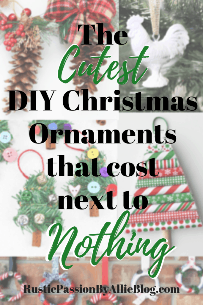 DIY Christmas Decor - DIY Christmas Crafts - Christmas Crafts for Kids - Easy Christmas Crafts - DIY Christmas Decorations - Christmas Projects - Christmas Kid Activities - Farmhouse Decor - Farmhouse Christmas Home Decor - DIY Christmas Ornaments - Easy Ornaments To Make