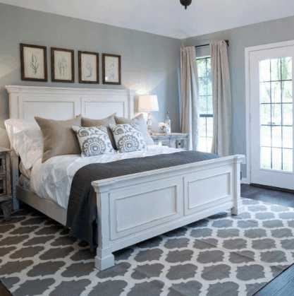 fixer upper bedrooms