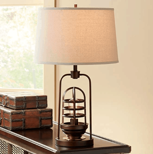 the best farmhouse lamp