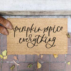 pumpkin spice everything
