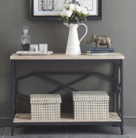 entryway table small