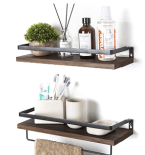farmhouse shelf