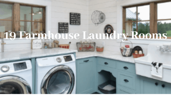 19 Of The Best Affordable Laundry Room Design Ideas You Need To Copy