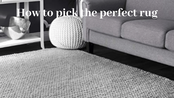 modern farmhouse rug
