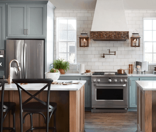 Learn Kitchen Design: 10 Kitchen Design Pictures To Learn How Joanna Gaines