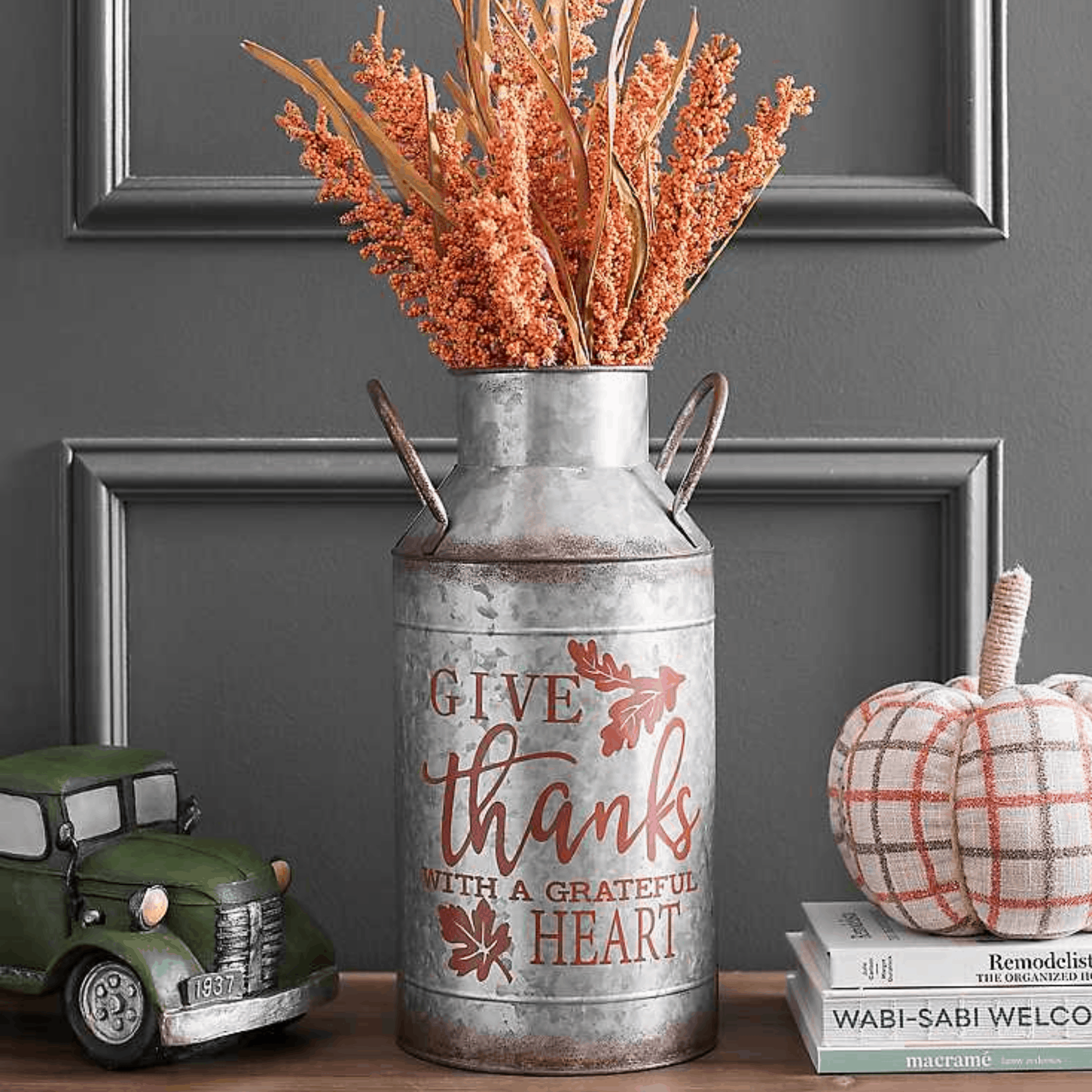 fall farmhouse home decor