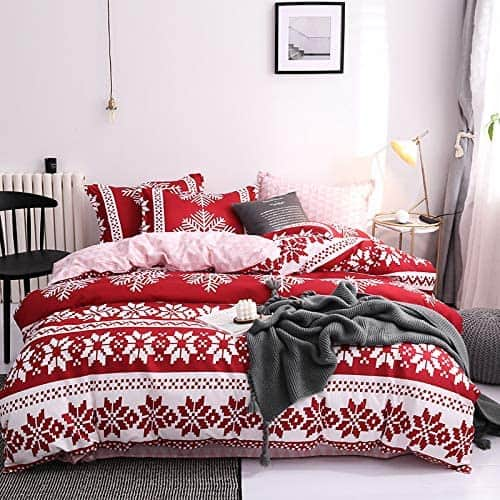 Christmas bedding sets